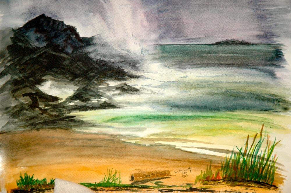Seascape Brian