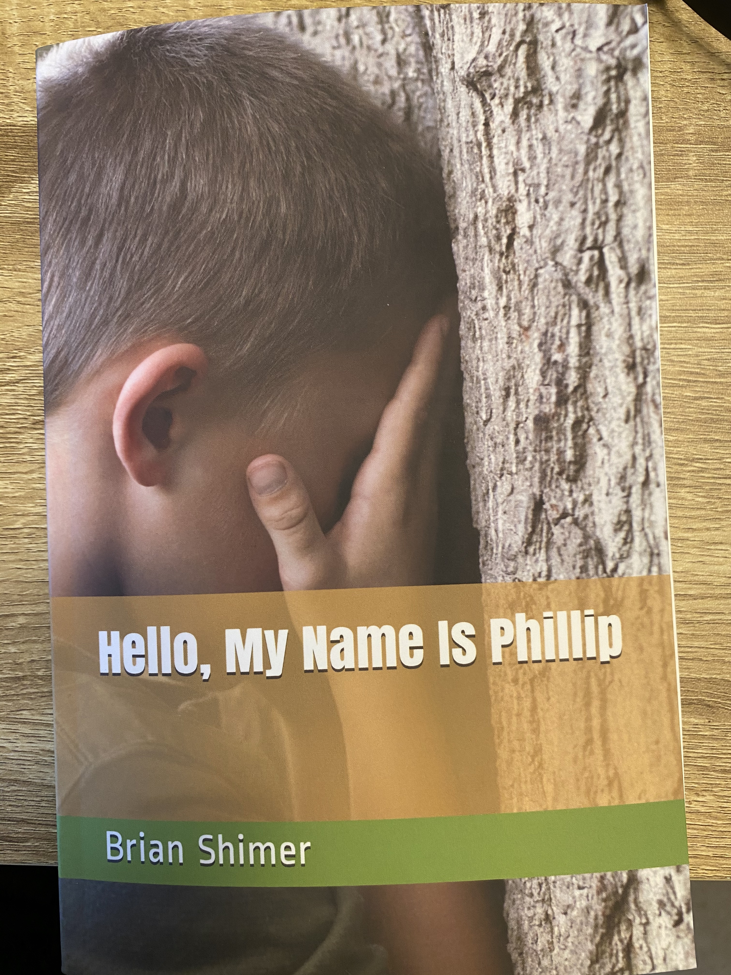 Hello, My Name is Phillip: Chapter Thirty
